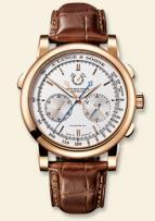 wristwatch Double Split