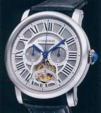 wristwatch Cartier Tourbillon Chronograph