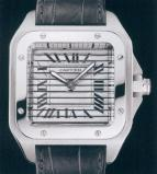 wristwatch Santos Triple 100