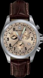 wristwatch Dual Time