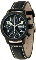 wristwatch Chronograph Blacky