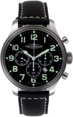 wristwatch Chrono Tricompax Date