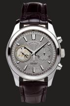 wristwatch Grey Dial