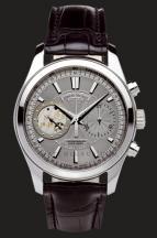 wristwatch Armand Nicolet Grey Dial