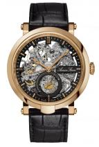 wristwatch Blue Chip Skeleton Power Reserve