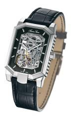wristwatch Special Edition Skeleton Square Man Limited Edition 25