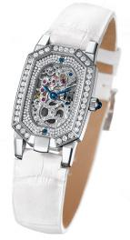wristwatch Special Edition Skeleton Square Lady