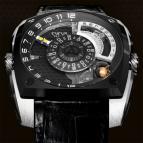 wristwatch Klepcys Titanium