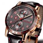 wristwatch Tazio Nuvolari Edition Limitée Grand Prix TN