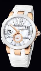 wristwatch Executive Dual Time Lady