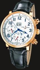 wristwatch Marine Annual Chronograph