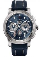 wristwatch Patravi ChronoGrade Blue Wave