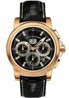 wristwatch Patravi Chrono Date Annual