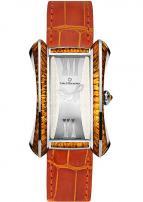 wristwatch Alacria Diva Orange