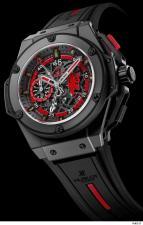 wristwatch King Power Red Devil