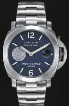 wristwatch 2000 Special Edition Luminor Automatic Montecarlo 2000