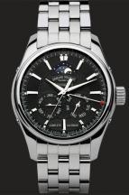 wristwatch Black Dial with bracelet