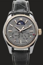 wristwatch Grey Dial in Steel