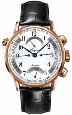 wristwatch Retrograde