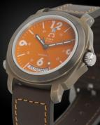 wristwatch D-Date Bronze