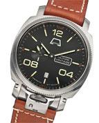 wristwatch Militare Vintage Black