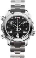 wristwatch Professionale Crono Steel Bracelet