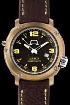 wristwatch Marlin Bronze