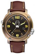 wristwatch Marlin Bronze Tabacco