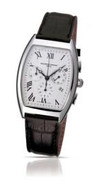 wristwatch Art Deco Chronograph