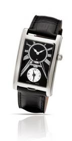 wristwatch Carree Dual Time