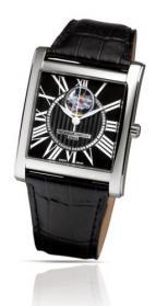wristwatch Carree Heart Beat Large