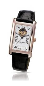 wristwatch Large Carree Heart Beat