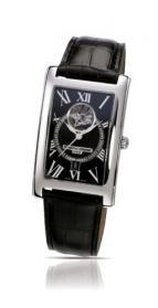 wristwatch Heart Beat Date Carree