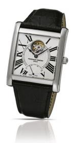 wristwatch Frederique Constant Carree Heart Beat Retrograde