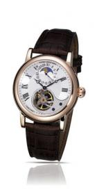 wristwatch Heart Beat Manufacture Moonphase - Date