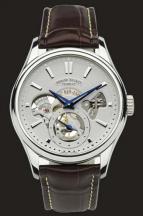 wristwatch White Dial