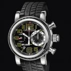 wristwatch Silverstone G-BGP-001 Black