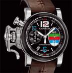 wristwatch CHRONOFIGHTER R.A.C. 6 NATIONS CELEBRATIONS