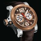 wristwatch Chronofighter R.A.C Trigger Havana Rush