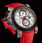 wristwatch CHRONOFIGHTER OVERSIZE REFEREE - WHITE DIAL