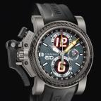 wristwatch Chronofighter Oversize Scott Dixon