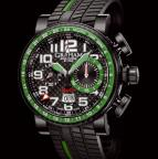 wristwatch Silverstone Stowe GMT Green