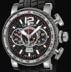wristwatch SILVERSTONE LUFFIELD GMT STEEL
