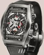 wristwatch Cvstos Challenge Chrono Steel