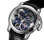 wristwatch Opus Seven