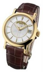 wristwatch Calatrava Officier YG