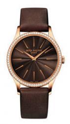 wristwatch Calatrava Rose Gold Ladies