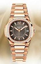 wristwatch Patek Philippe Ladies Nautilus RG