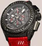 wristwatch Challenge-R50 Chrono Black Steel Black Diamond