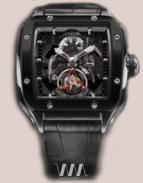 wristwatch Evosquare 50 T-S Tourbillon Sport Black